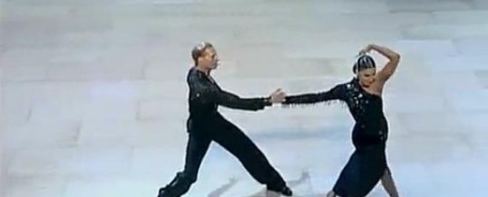 2012 黑池业余拉丁舞决赛 伦巴