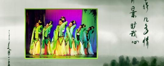 古典舞《踏歌》分解教学