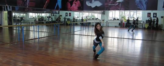 古典舞课程示范:《美丽的神话》
